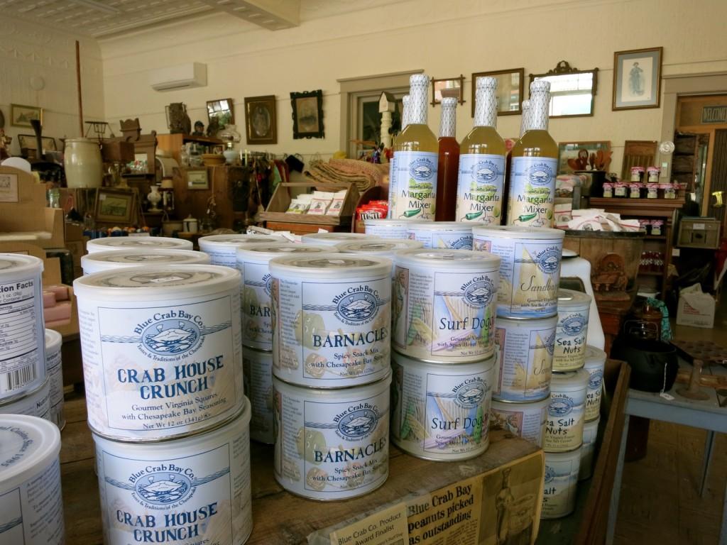 Market Street Antiques and Architectural Salvage, Onancock VA