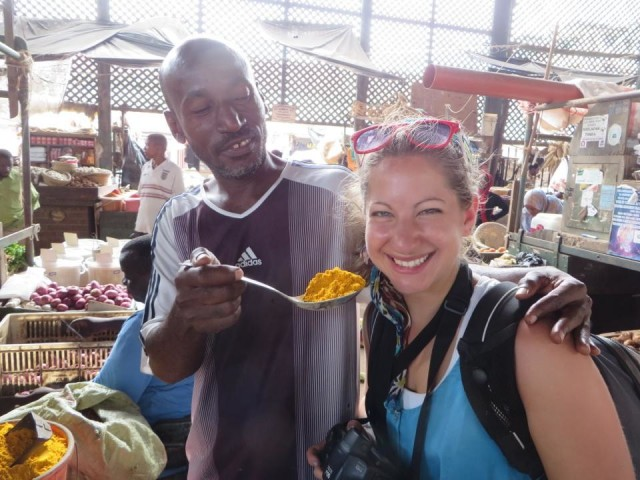Moses the Market Master, Mombasa, Kenya
