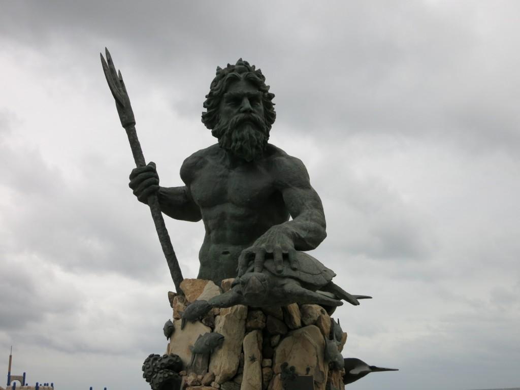 Neptune Statue, Virginia Beach VA