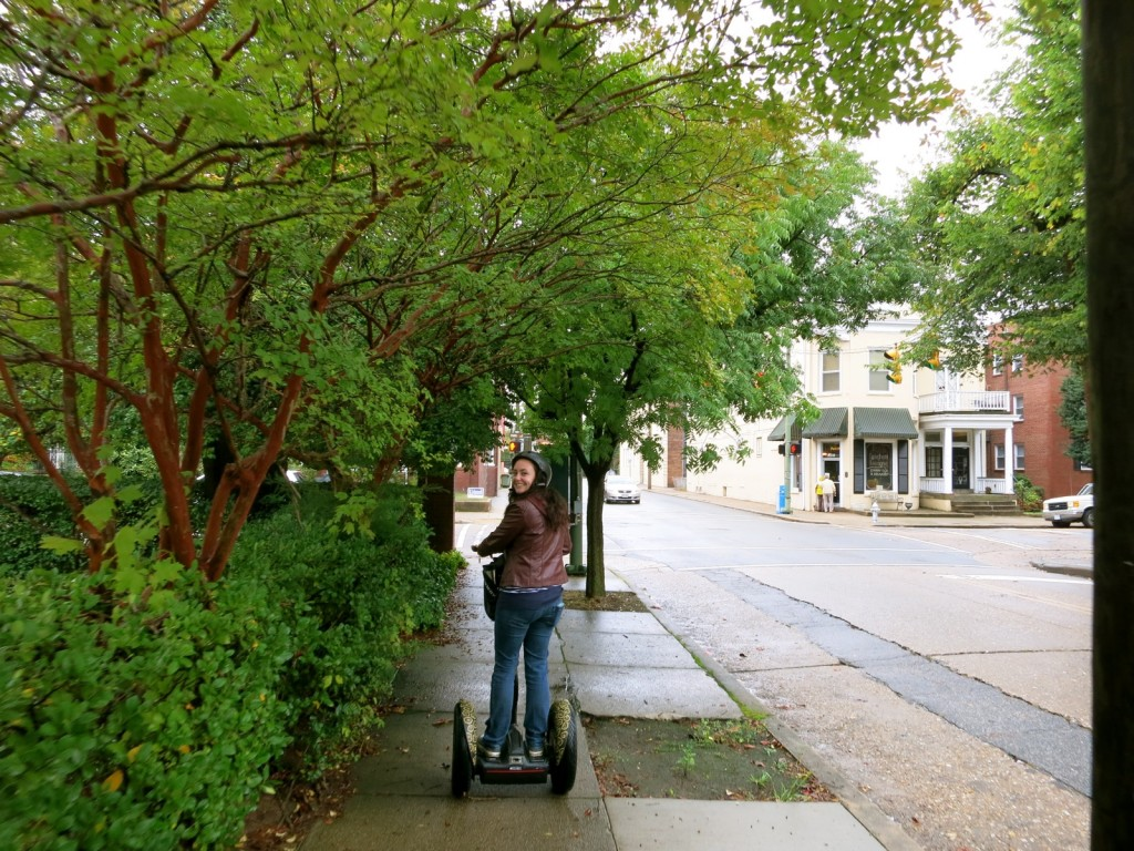 Segway of Richmond Tour, Richmond VA