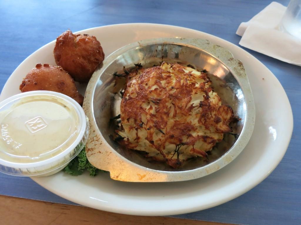 Surfrider Crab Cakes, Hampton, VA