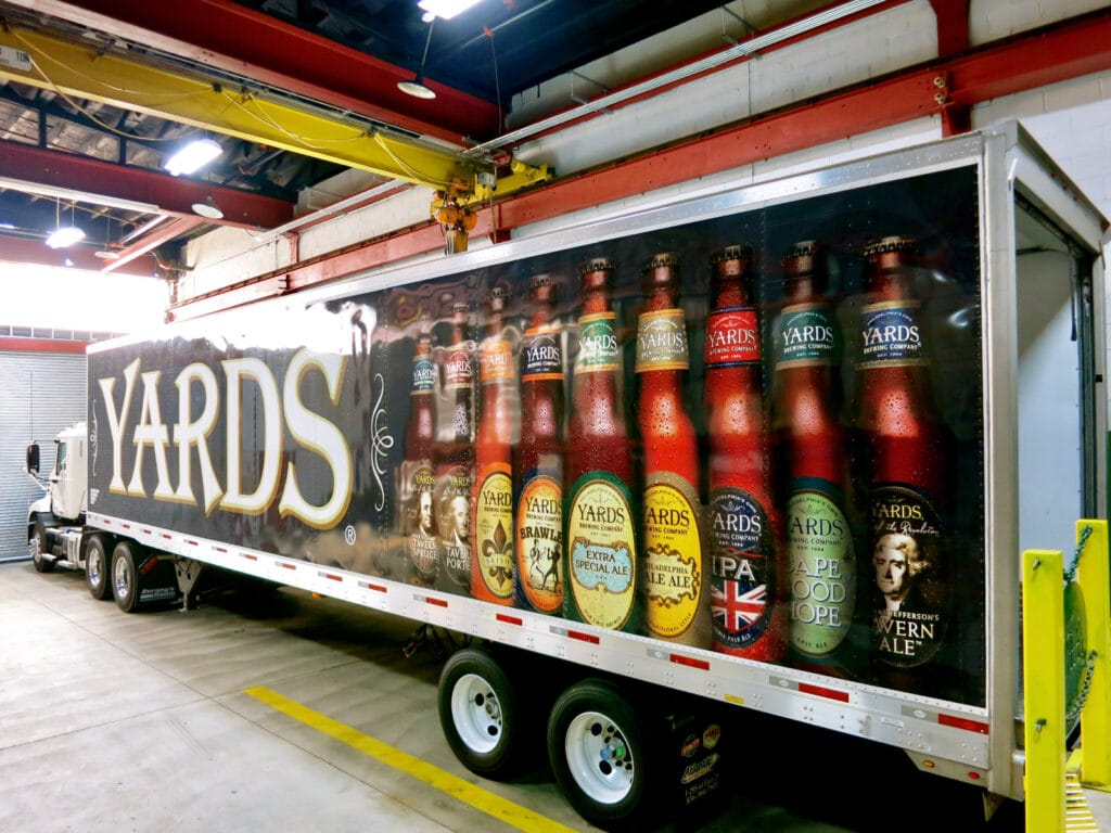 Yards Brewing Co Philly PA