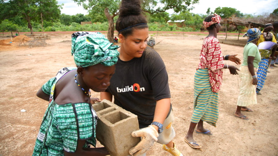 Building schools with buildOn