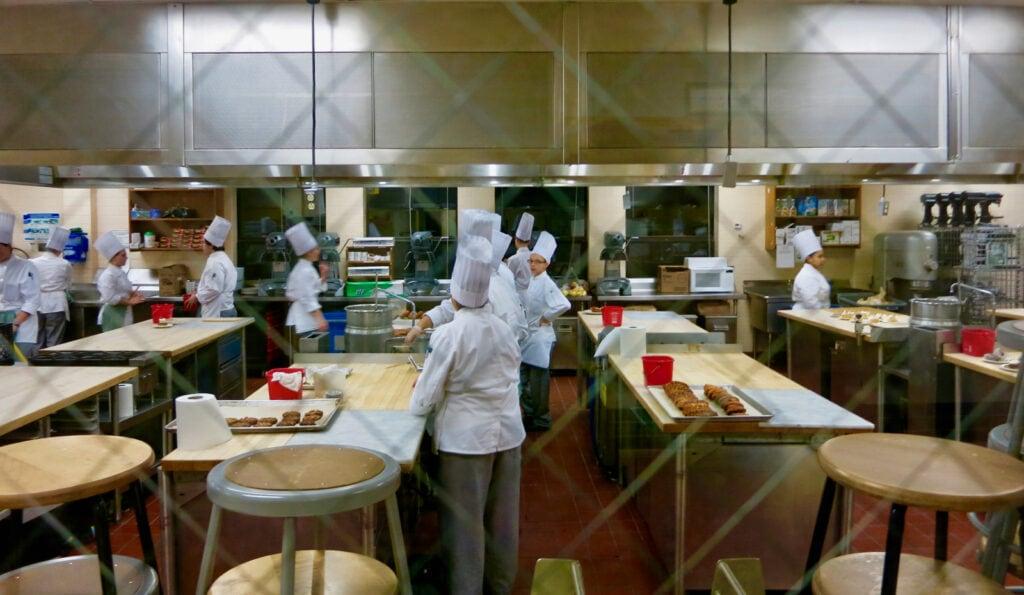 CIA Kitchen Hyde Park NY