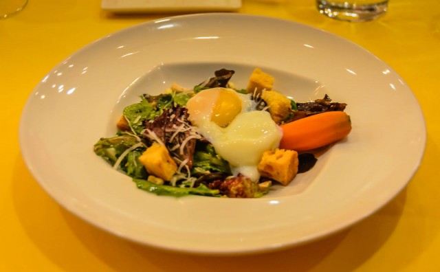 Farmer Inspired Salad - California Grill