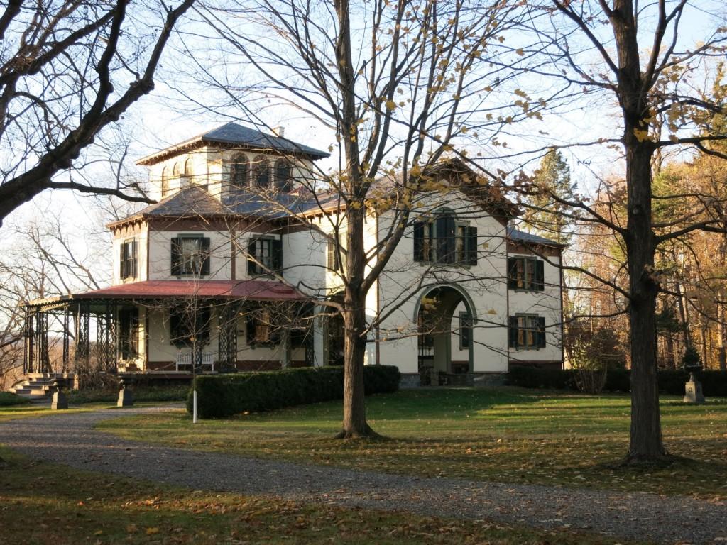 "Locust Grove, Home of ""Morse Code"" Samuel Morse, Poughkeepsie, NY"