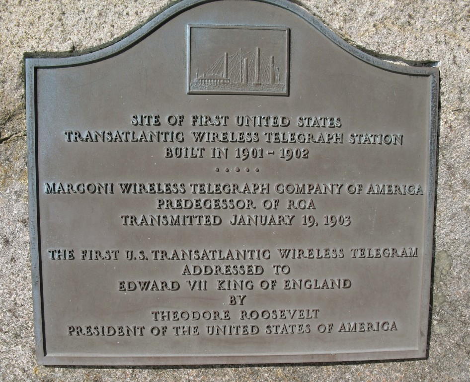 Marconi-Wireless-Plaque-Wellfleet-MA