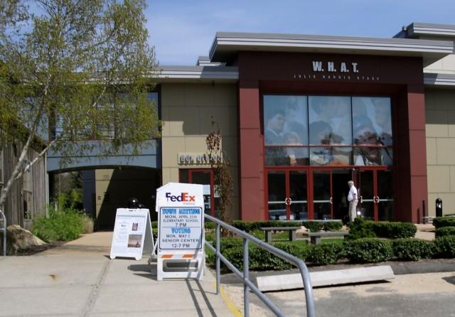 Wellfleet Harbor Actor's Theater - WHAT - Wellfleet MA