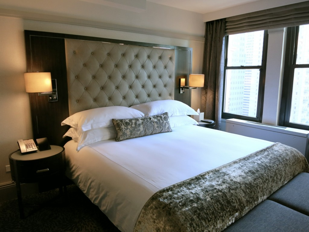 Westhouse Hotel NYC Bedroom