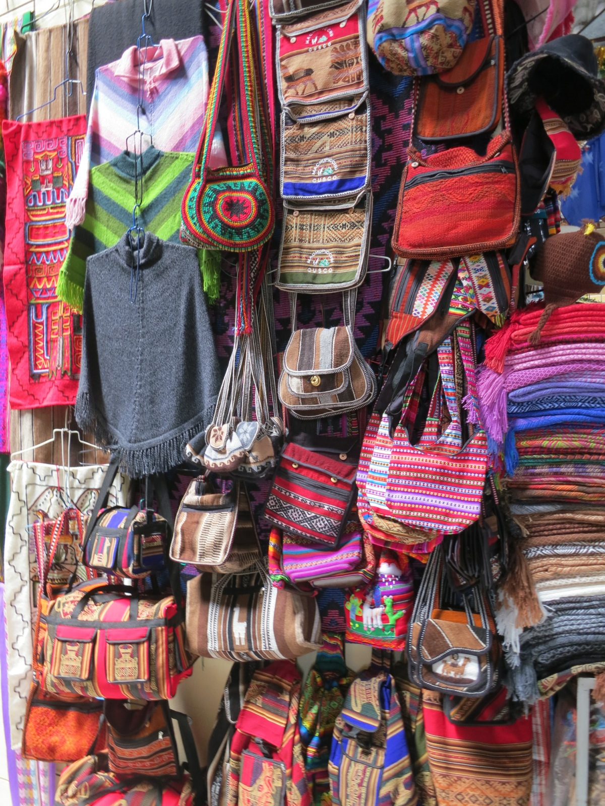 Cusco Sacred Valley And Machu Picchu High In The