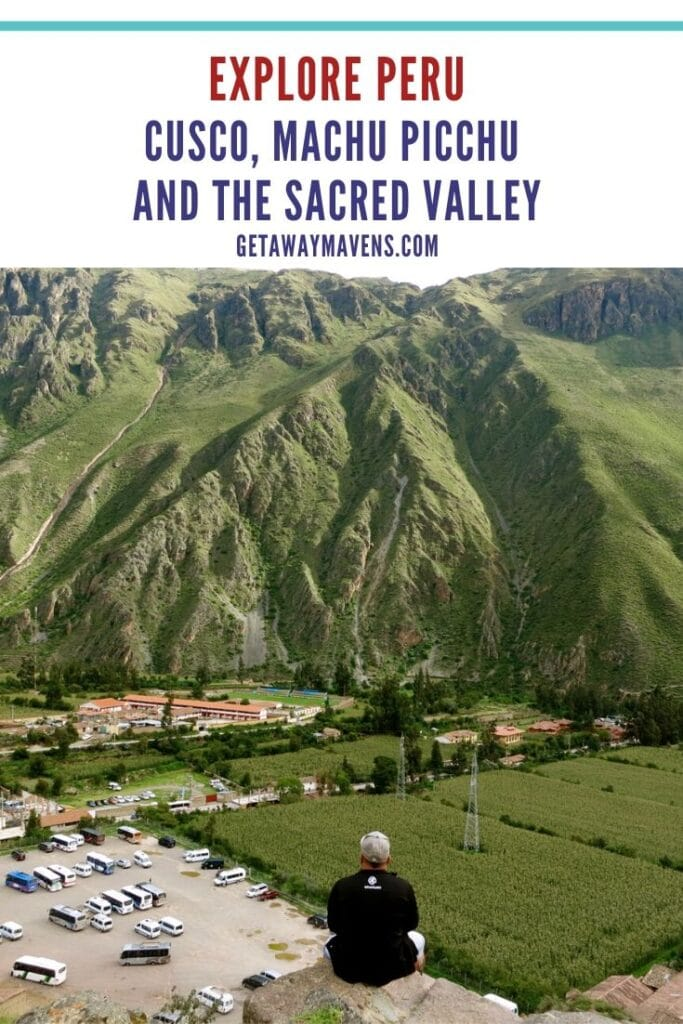 Cusco Sacred Valley Peru Pin
