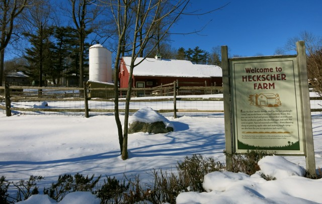 Heckscher Farm Stamford Museum and Nature Center, Stamford CT
