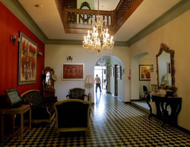 Hotel Antigua Miraflores, Lima Peru