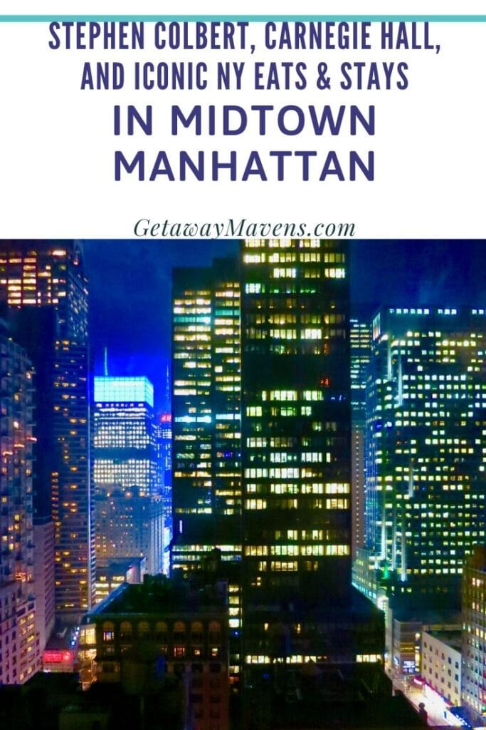 Midtown Manhattan Pin