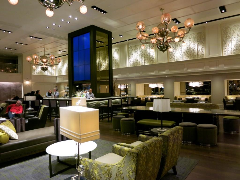 Park Central Hotel lobby