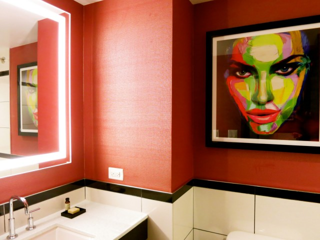 Park Central Hotel NYC Bathroom