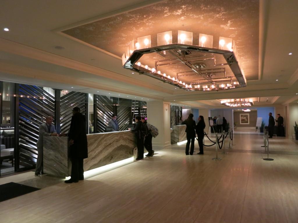 Park Central Hotel NYC Lobby