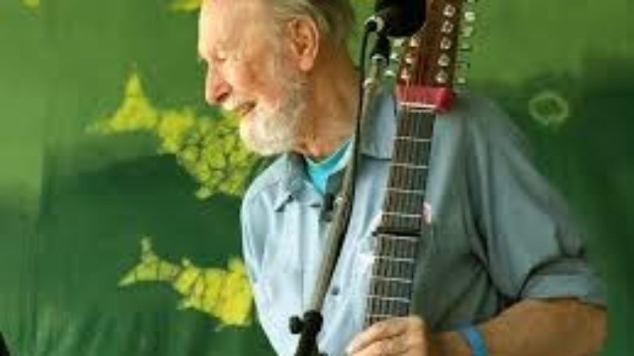 Pete Seeger: The Man Who Cleaned Up The Hudson River – In Loving Memory