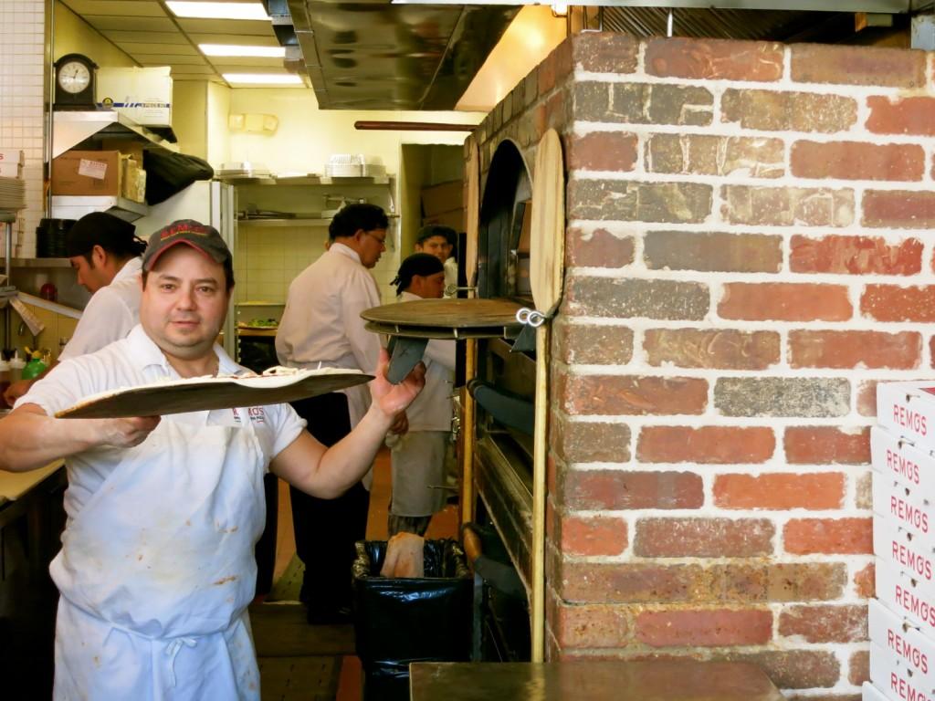 Remo's Brick Oven Pizza, Stamford CT