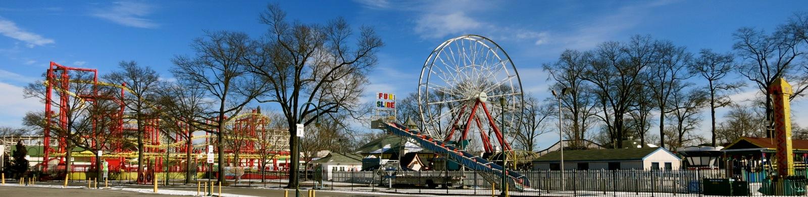 Long Island Sound Amusement Park