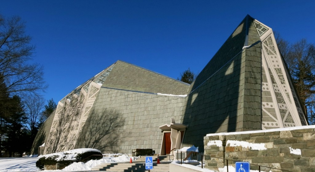 First Presbyterian Church - aka The Fish Church - Stamford CT