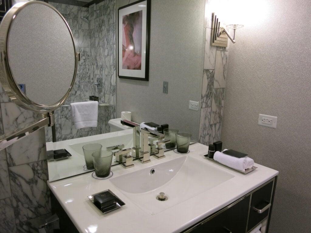 WestHouse Hotel Bathroom NYC