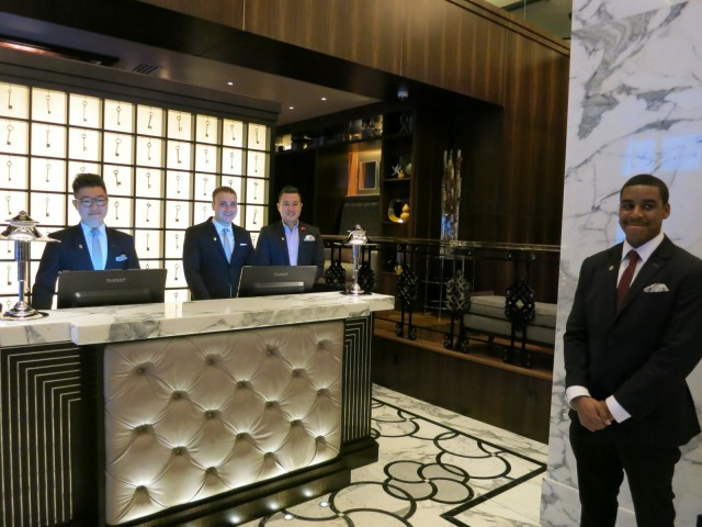 WestHouse Hotel NYC Staff at the Ready