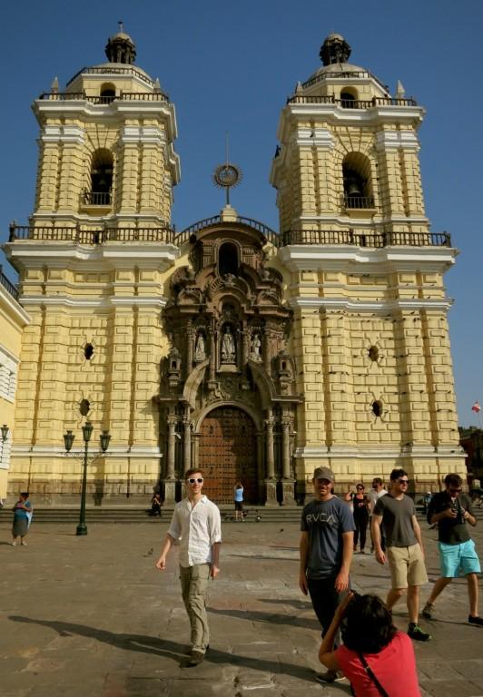 San Francisco Monastery, Lima Peru