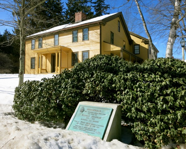 Arrowhead-Herman-Melville-Home-Pittsfield-MA