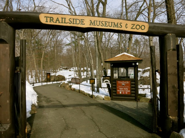 Bear Mountain State Park Trailside Museums and Zoo, Bear Mountain NY