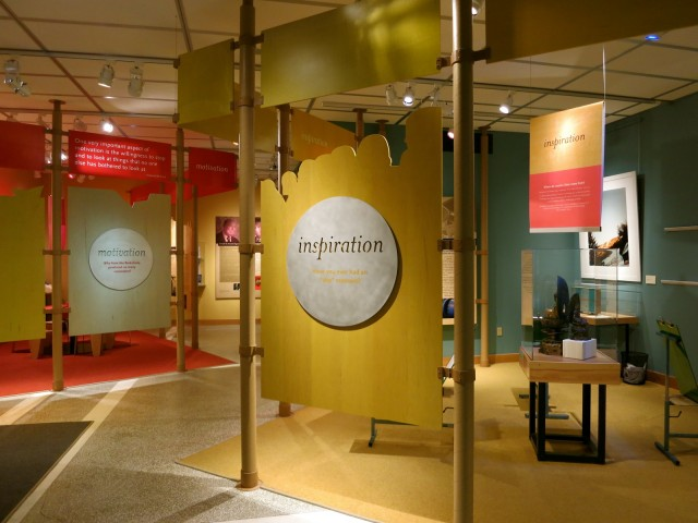 Hall of Innovation, Berkshire Museum, Pittsfield, MA
