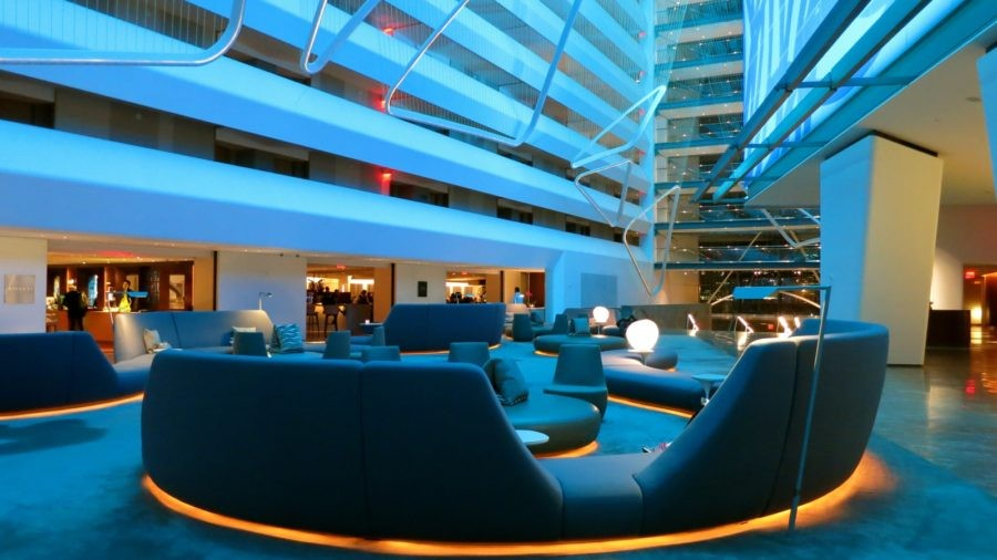 Conrad Hotel NYC: A Beacon of Cool in the Shadow of the World Trade Center