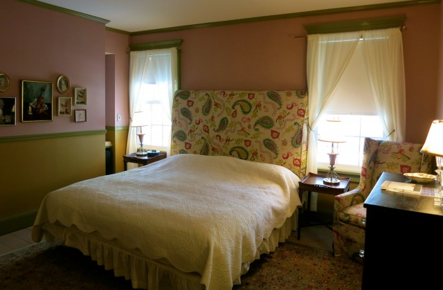 Cottage Room, Red Lion Inn, Stockbridge MA
