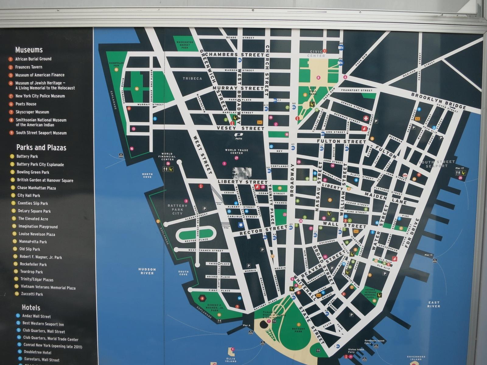 Downtown NYC: I'll Take Lower Manhattan