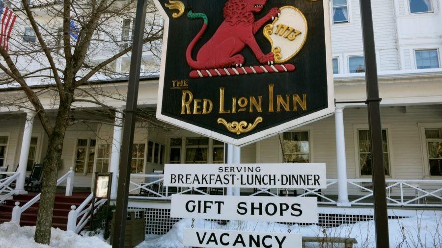 Red Lion Inn, Stockbridge MA