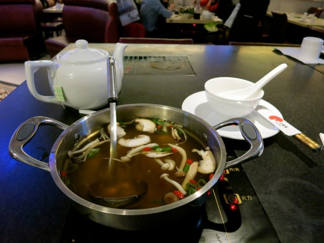Little Lamb Hot Pot in Skyview Mall, Flushing NY