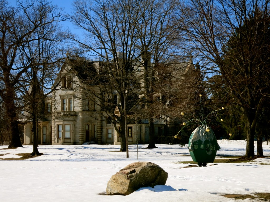 Lockwood Matthews Mansion, Norwalk CT