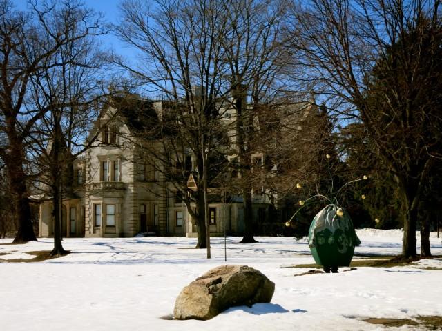 Lockwood Matthews Mansion, Norwalk CT