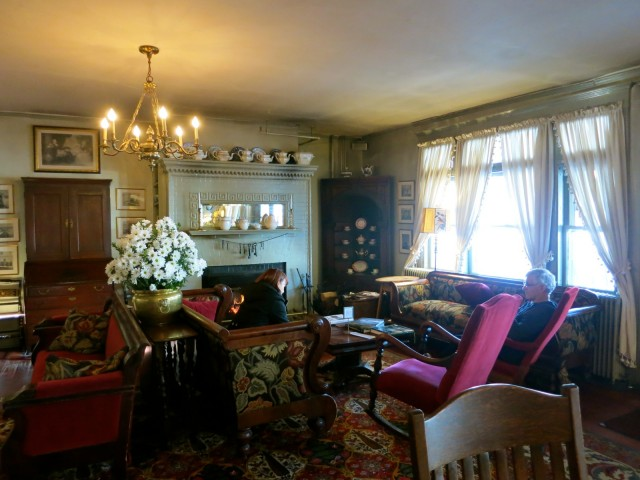 Parlor, Red Lion Inn, Stockbridge, MA