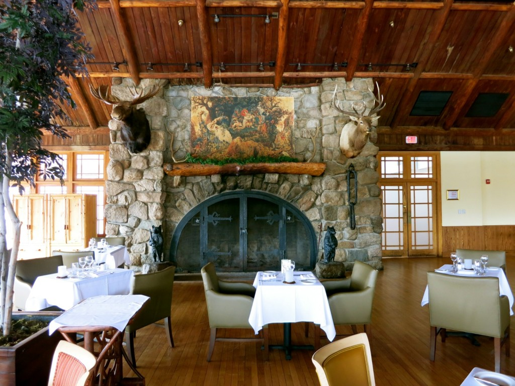 Restaurant 1915, Bear Mountain Inn, Bear Mountain NY