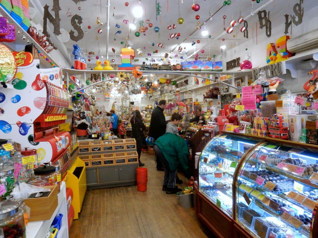 Robin's Candy, Great Barrington MA