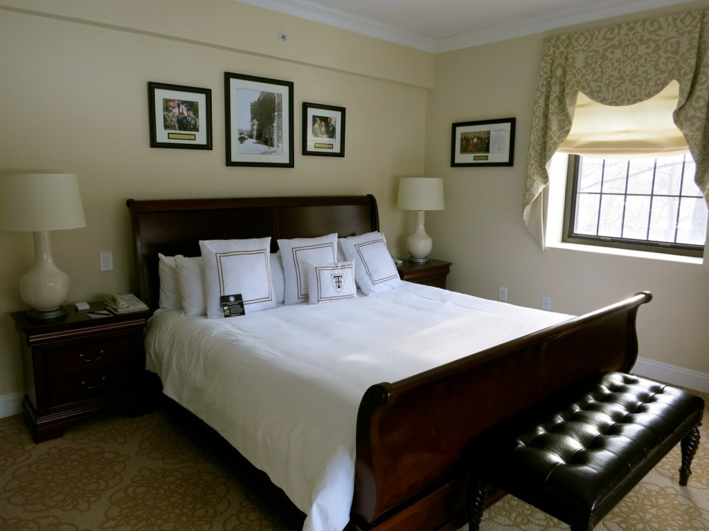 Thayer Hotel Executive Suite, West Point NY