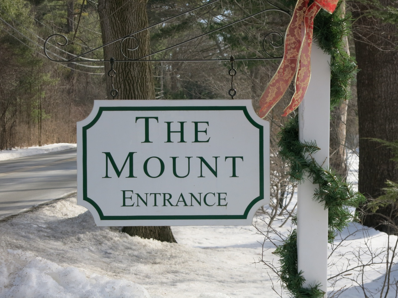 Edith Wharton The Mount, Home of Famous Authors Northeast