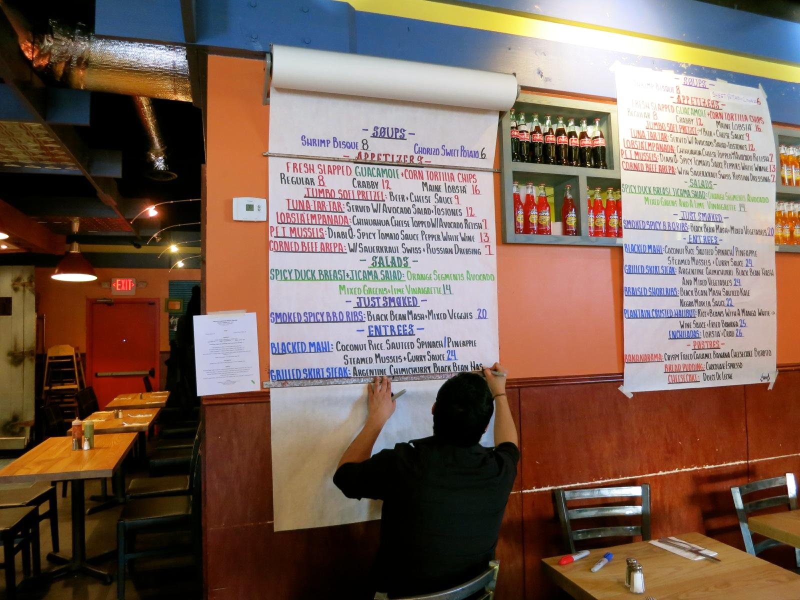 Valencia Restaurant Norwalk Ct Menu