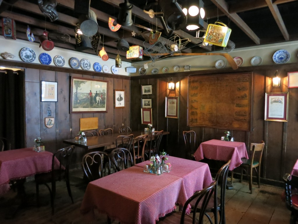 Widow Bingams Tavern Red Lion Inn