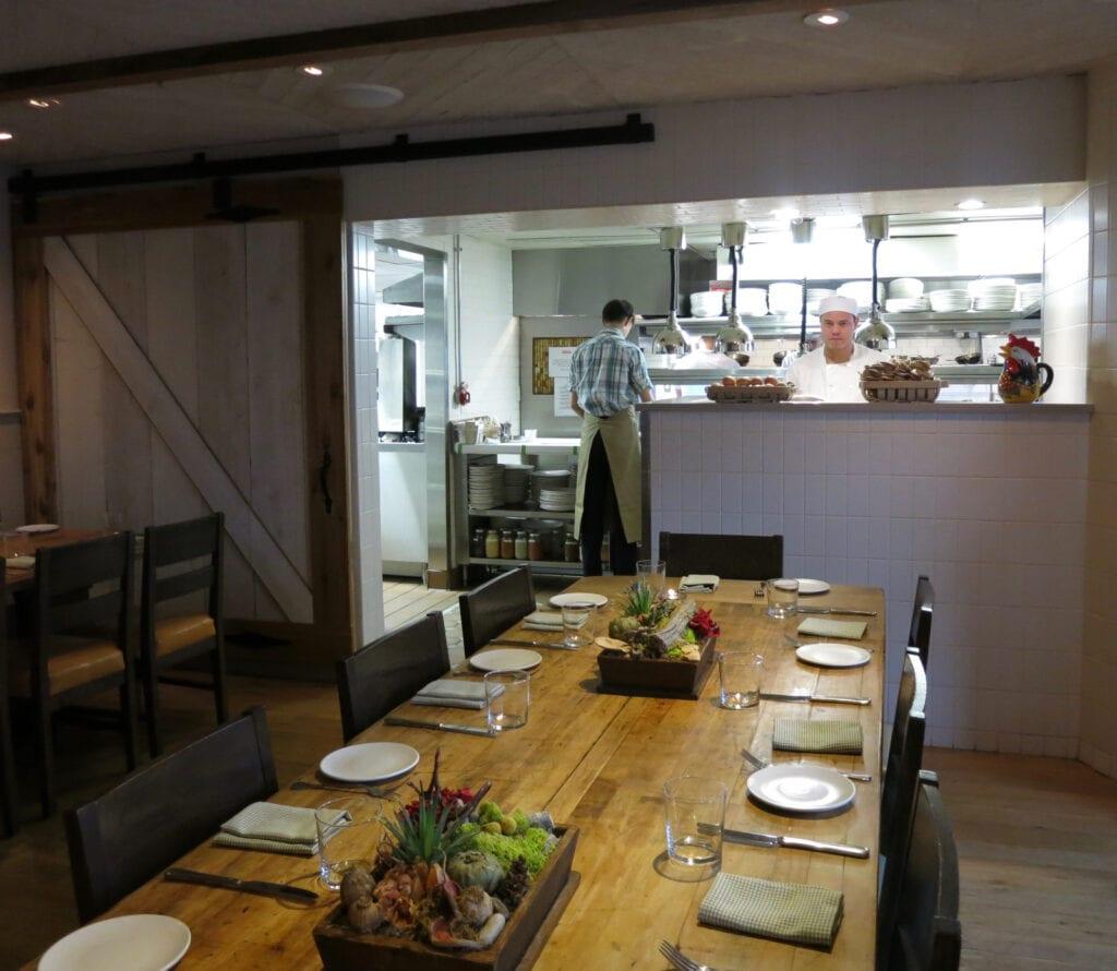 Agoricola Restaurant Princeton NJ