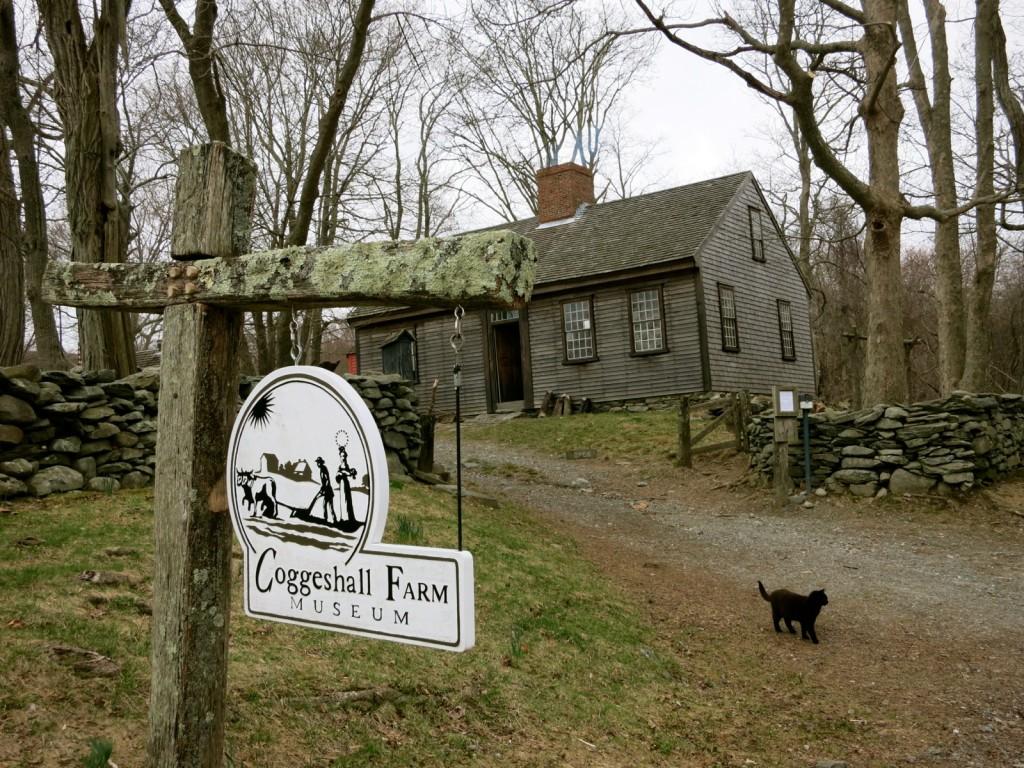 Coggeshall Farm Living History Museum, Bristol RI