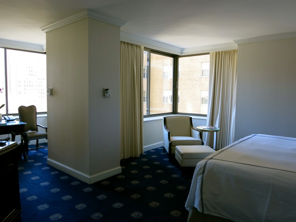 Rittenhouse Hotel Room