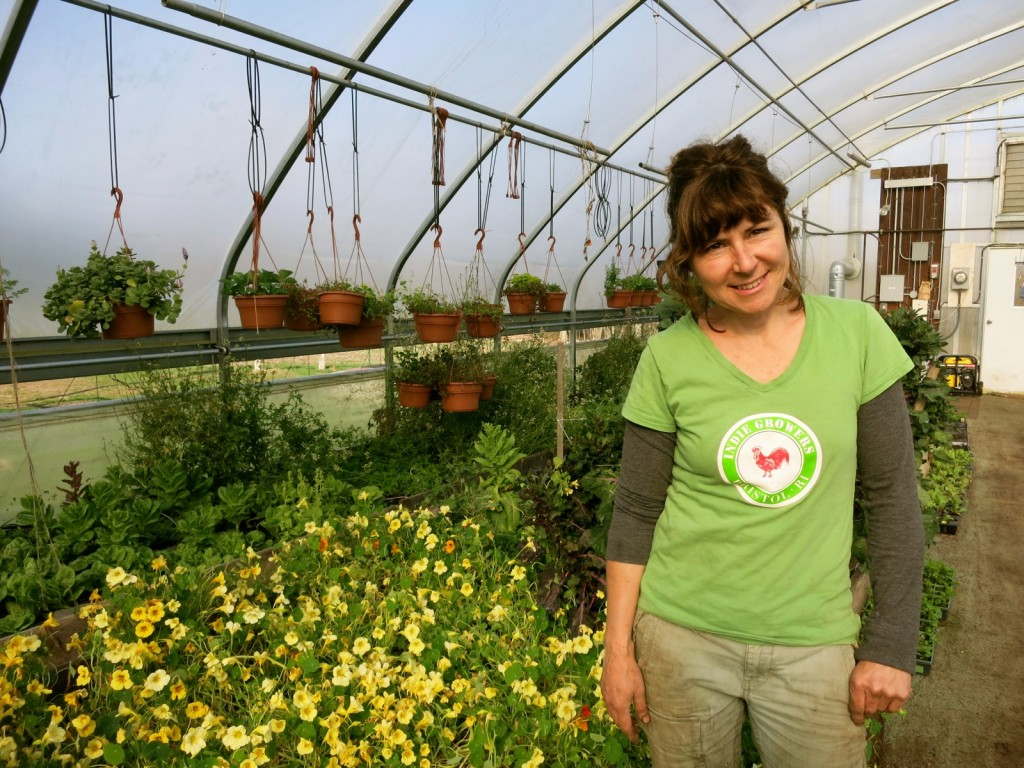 Lee Ann Freitas, owner, Indie Growers