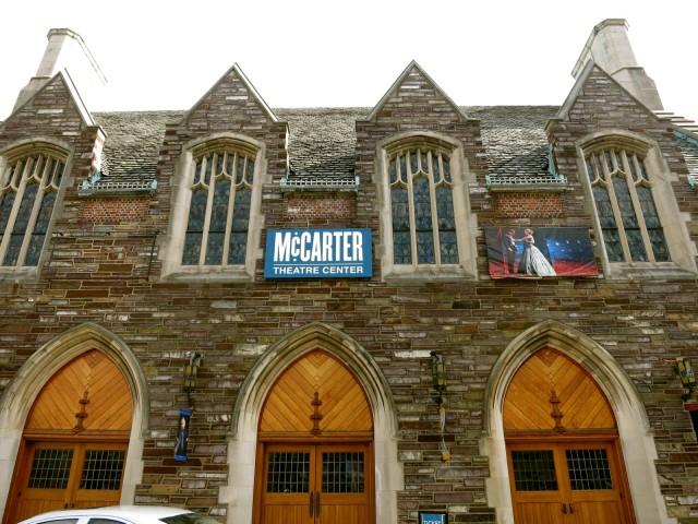 McCarter Theater, Princeton NJ